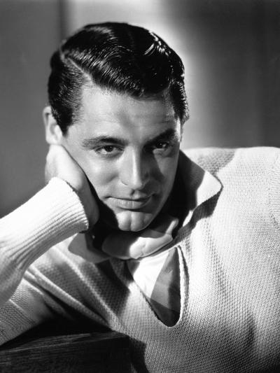 Cary Grant, 1935--Photographic Print