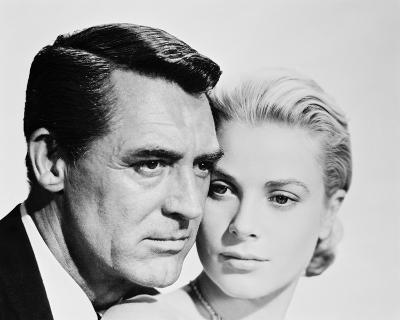 Cary Grant & Grace Kelly--Photo