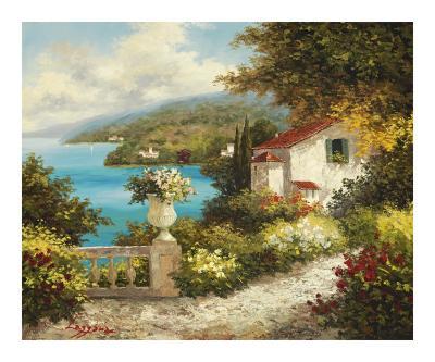 Casa del Mare-Lazzara-Art Print