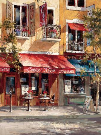 Casa Mia Italiano-Brent Heighton-Art Print