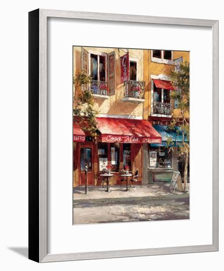 Casa Mia Italiano-Brent Heighton-Framed Art Print