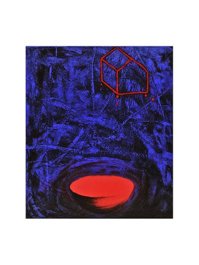Casa Rossa 2008-Sandro Bracchitta-Limited Edition