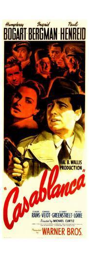 Casablanca, 1942--Art Print