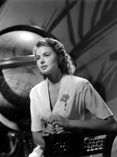 Casablanca, Ingrid Bergman, 1942--Photo