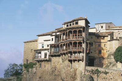 Casas Colgadas (Hanging Houses)--Photographic Print