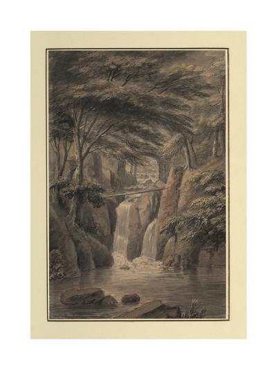 Cascade at Sir Michael Fleming's, 1780-Coplestone Warre Bampfylde-Giclee Print