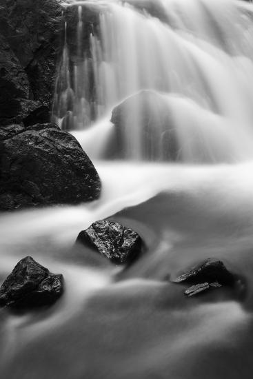 Cascade in Lundy Canyon, Inyo National Forest, Sierra Nevada Mountains, California, Usa-Russ Bishop-Photographic Print