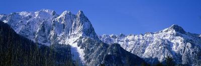 Cascade Mountains, Washington State, USA--Photographic Print