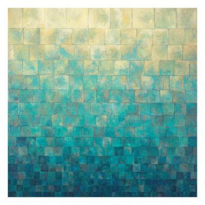Cascade-Janelle Kroner-Art Print