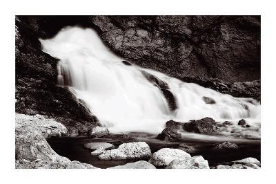 Cascades-Jay Wesler-Art Print
