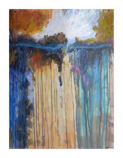 Cascading Memories I-Michael Tienhaara-Giclee Print