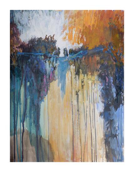 Cascading Memories II-Michael Tienhaara-Giclee Print