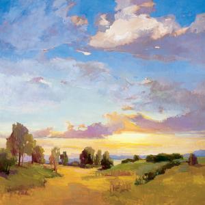 Golden Horizons by Casey McNamara