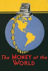 Cash Register, Money of the World