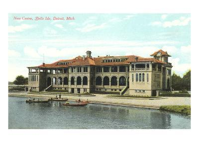 Casino, Belle Isle, Detroit, Michigan--Art Print