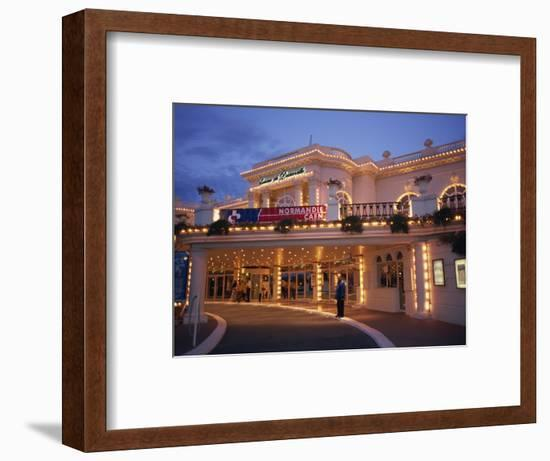 Casino, Deauville, Basse Normandie, France, Europe-Thouvenin Guy-Framed Photographic Print