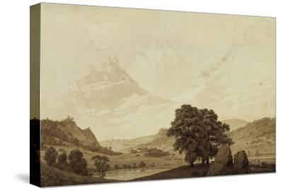 Autumn, Evening, Maturity, from the Seasons, Times of Day, and Ages of Man Cycle, 1803
