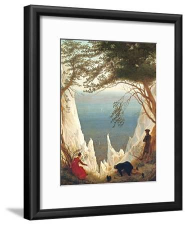 Chalk Cliffs on Rugen, C.1818
