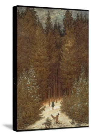 Hunter in the Forest, C.1814