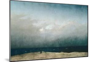 Monk by Sea, 1809 by Caspar David Friedrich