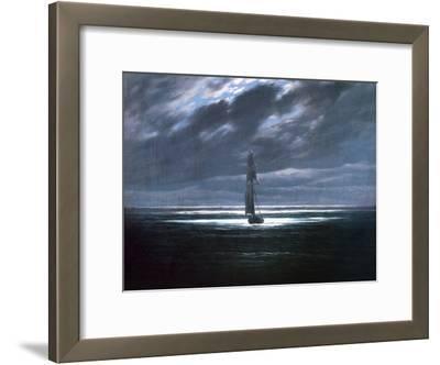 Seascape in Moonlight, 1830/35