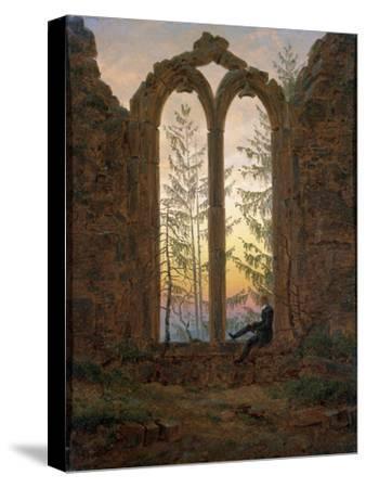 The Dreamer (Ruins of the Oybi), C1835