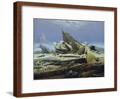 The Polar Sea (The Failed Hope), about 1823/24