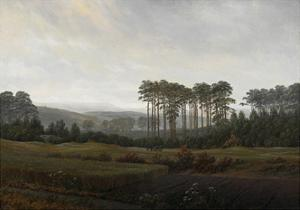The Times of Day: the Afternoon, 1821-1822 by Caspar David Friedrich