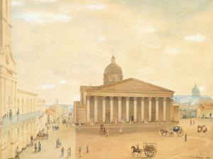 View of Buenos Aires, 1829 by Caspar David Friedrich