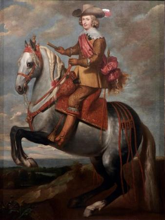 Equestrian Portrait of Cardinal-Infante Ferdinand of Austria