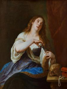The Repentant Mary Magdalene by Caspar De Crayer