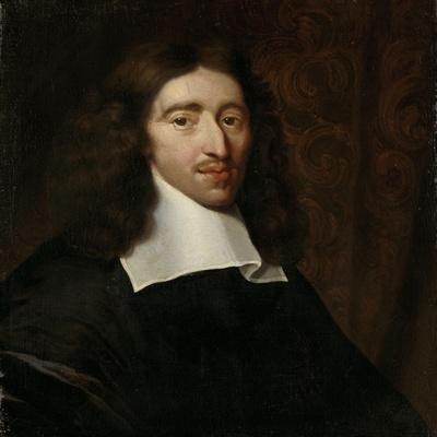 Portrait of Johan De Witt, Grand Pensionary of Holland