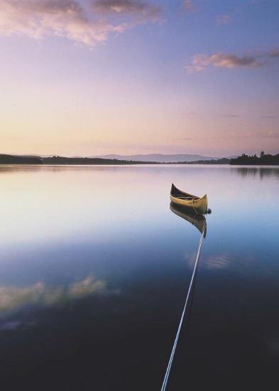 Caspian Lake, Greensboro, Vermont-Sara Gray-Art Print