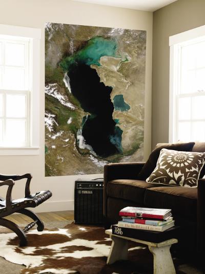 Caspian Sea--Wall Mural