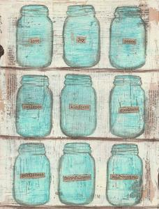 Jars by Cassandra Cushman
