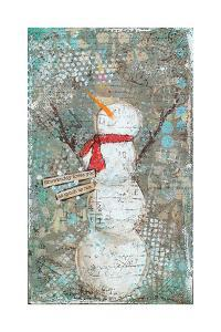 Snowbuddy by Cassandra Cushman