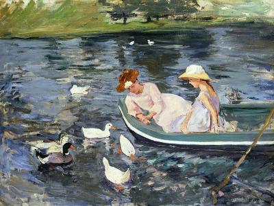 Cassatt: Summertime, 1894-Mary Cassatt-Giclee Print