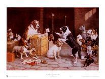 Bold Bluff-Cassius Marcellus Coolidge-Framed Art Print