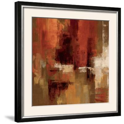 Castanets Square I--Framed Photographic Print