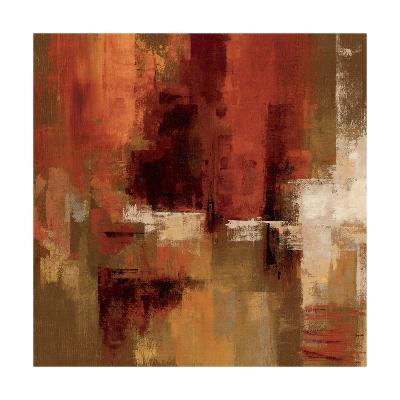 Castanets Square I--Art Print
