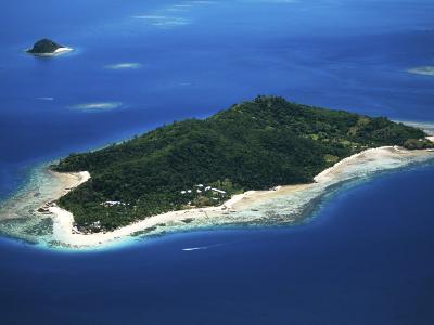 Castaway Island Resort, Mamanuca Islands, Fiji-David Wall-Photographic Print