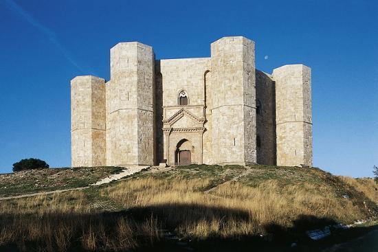 Castel Del Monte, 1229-1249--Giclee Print