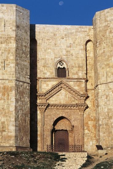 Castel Del Monte's Entrance, 1229-1249--Giclee Print