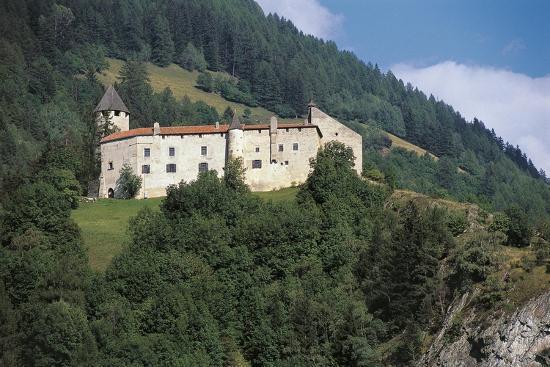 Castel Pietra, Campo Di Trens, Bolzano, Trentino-Alto Adige, Italy, 13th Century--Giclee Print