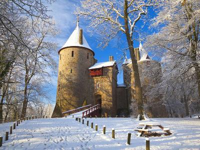 Castell Coch, Tongwynlais, Cardiff, South Wales, Wales, United Kingdom, Europe-Billy Stock-Photographic Print