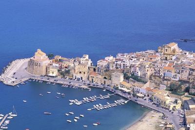 Castellammare Del Golfo, Sicily, Italy, Mediterranean, Europe-Bruno Morandi-Photographic Print