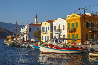 Castellorizo Island, Megisti, Greece-Ali Kabas-Photographic Print