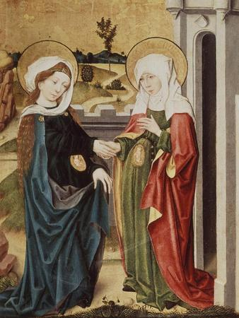 The Visitation, Mary and Elizabeth Meeting