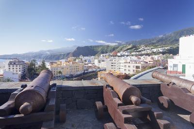 Castillo De La Virgen, Santa Cruz De La Palma, La Palma, Canary Islands, Spain, Atlantic, Europe-Markus Lange-Photographic Print
