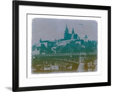 Castilo De Praga-NaxArt-Framed Art Print